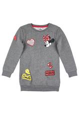 Minnie® Bluza flausata Gri 163868