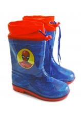 Spider-Man® Cizme cauciuc Albastre 172029