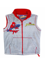 Spider-Man® Vesta Fliss Gri 856362