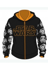 Star Wars® Hanorac negru 172159
