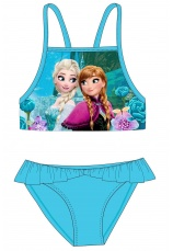 Frozen® Costum baie 2 piese turcoaz 143135