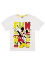 Mickey® Tricou Alb 53462