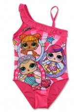 L.O.L. Surprise® Costum  baie intreg fuxia 180412