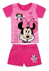Minnie® Compleu fuxia roz 86402