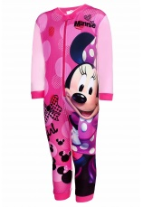 Minnie® Salopeta pijama roz mix 72921