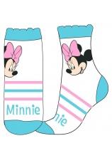 Minnie® Sosete normale Alb Roz 936282