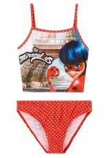 Miraculous® Costum de baie 2 piese rosu 56182