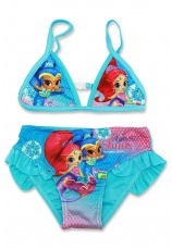 Shimmer and Shine® Costum de baie turcoaz 60762