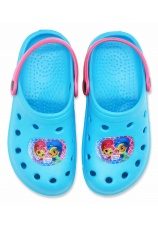 Shimmer and Shine® Saboti tip Crocs Albastri 8705091