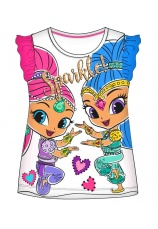 Shimmer and Shine® Tricou Alb 84602
