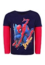 Spider-Man® Bluza bleumarin 11182