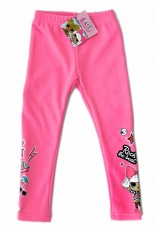 L.O.L. Surprise® Leggins flausati roz 1922241