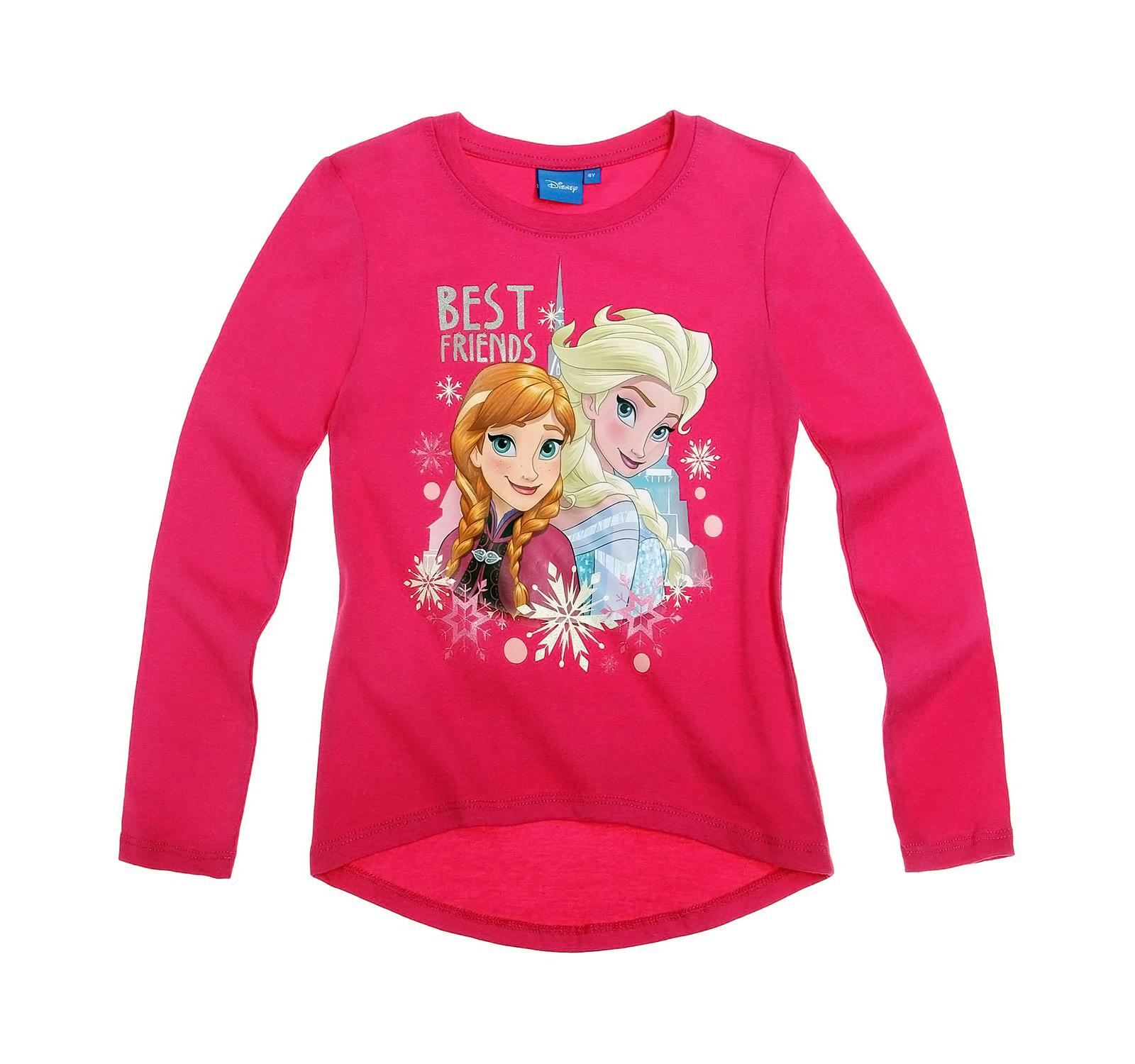 Frozen® Bluza (2-8 ani) Fuxia