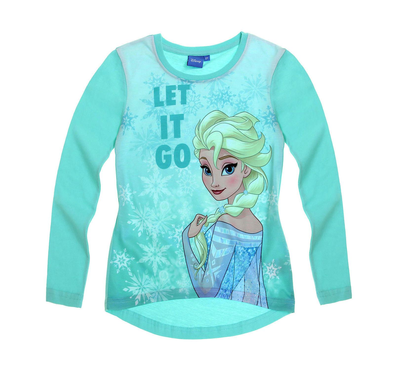 Frozen® Bluza (4-10 ani) Turcoaz