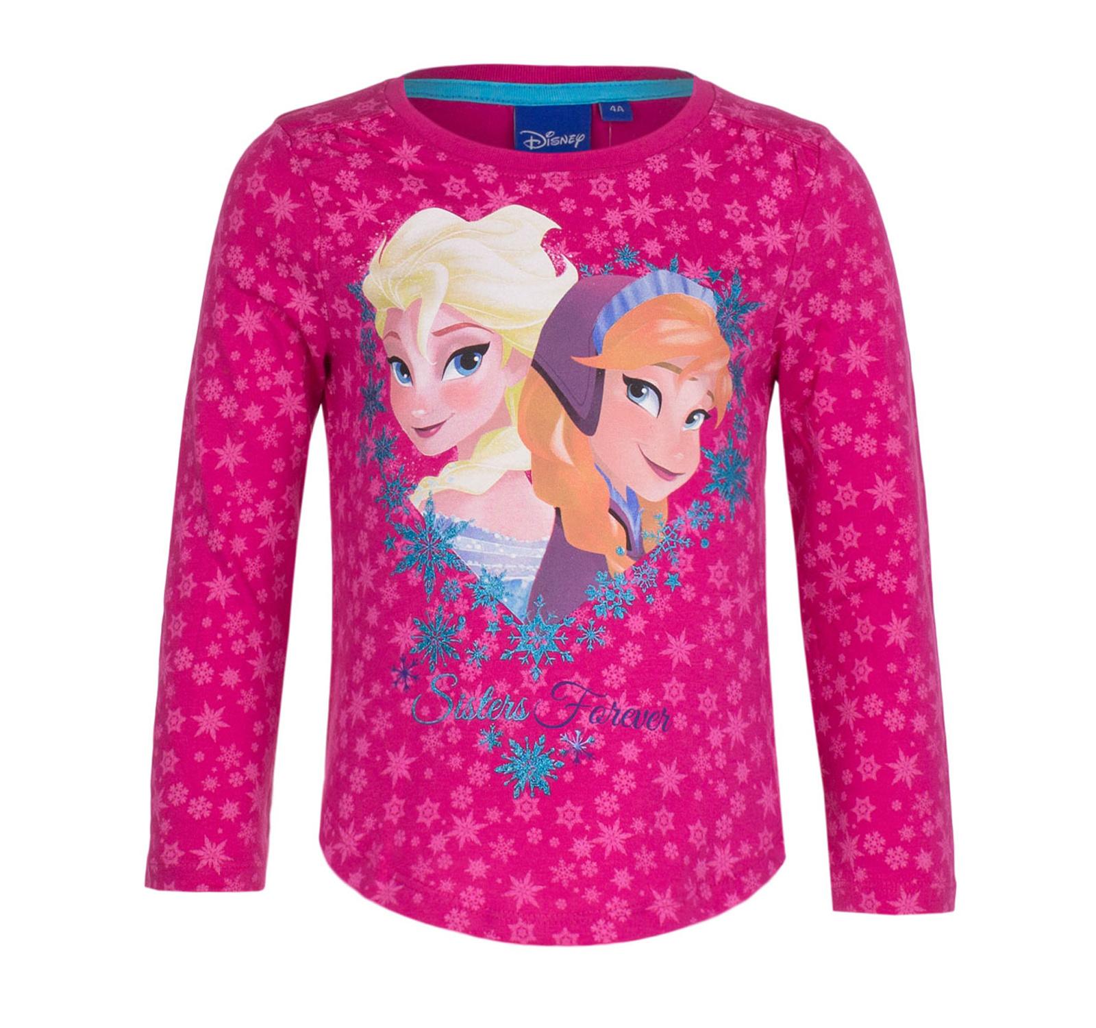 Frozen® Bluza (4-8 ani) Fuxia