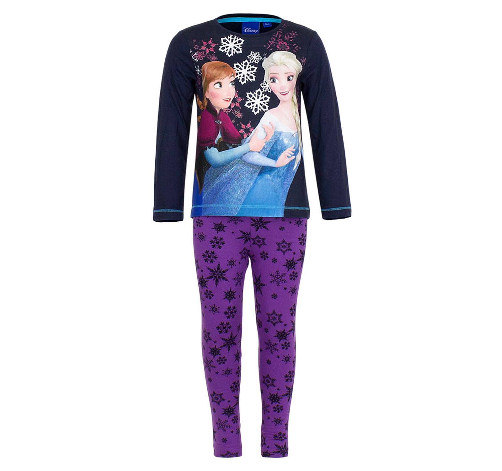 Frozen® Compleu leggins Bleumarin