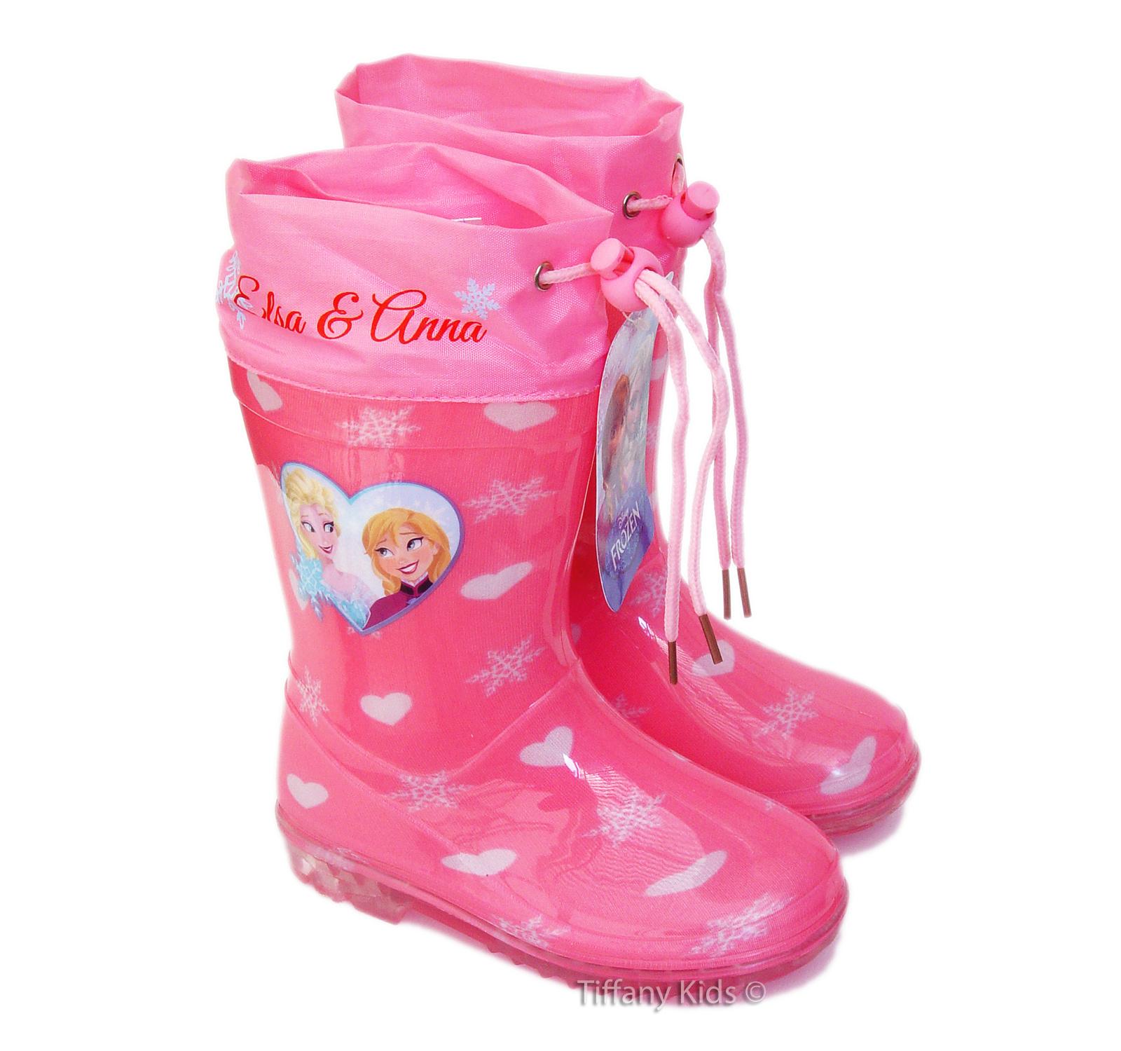 Frozen® Cizme cauciuc Roz