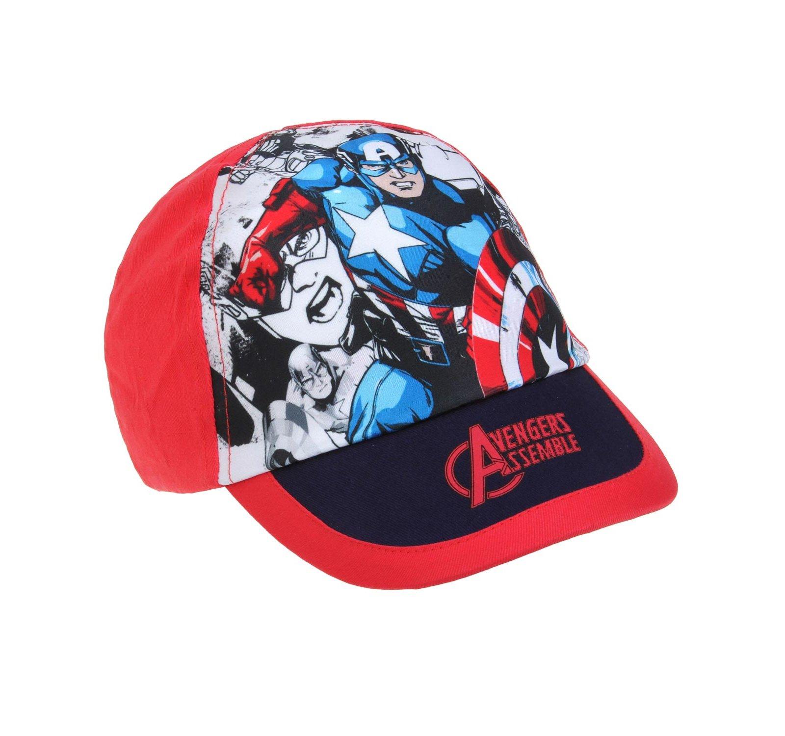 Avengers® Sapca (52-54) Rosu