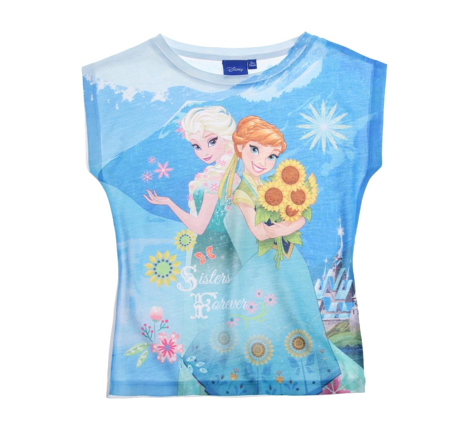 Frozen® Tricou Albastru