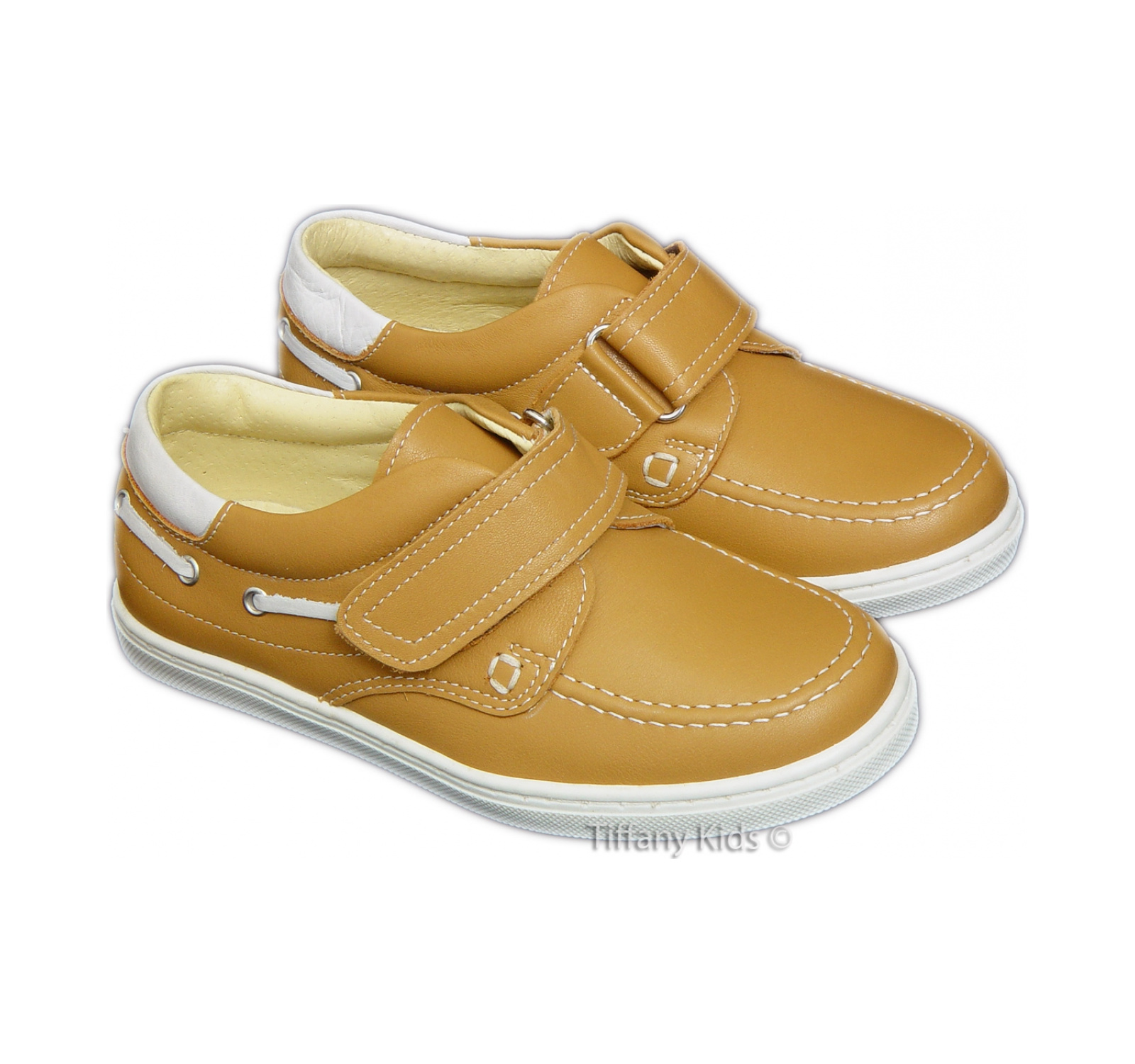 Leofex Pantofi piele Bej