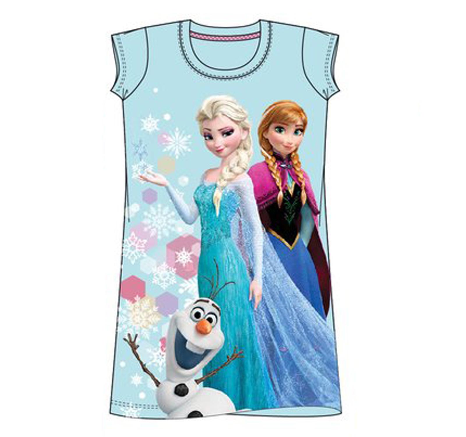 Frozen® Camasa noapte Aqua