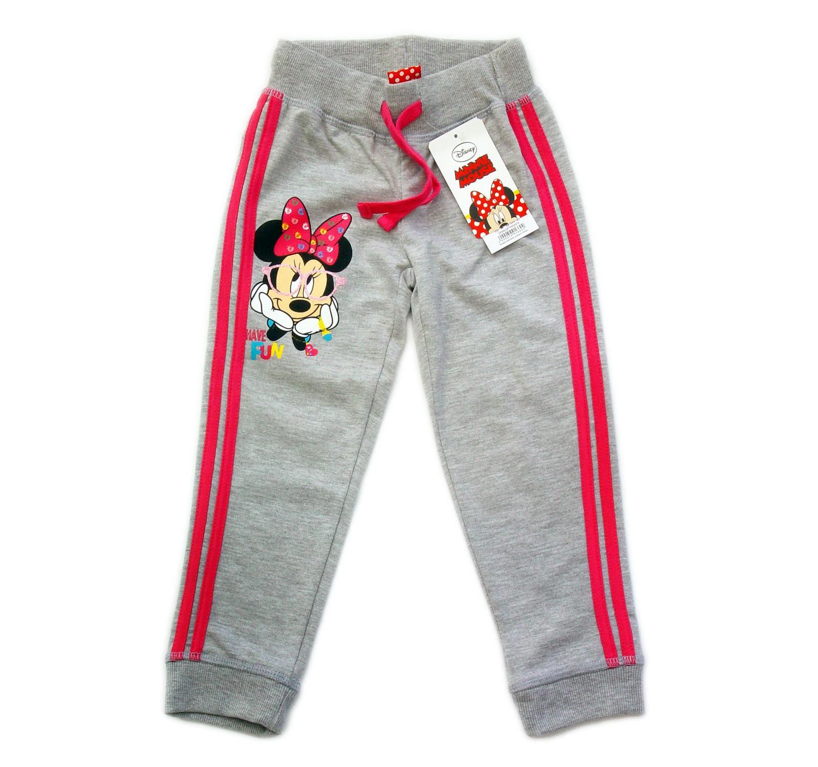 Minnie® Pantaloni (98-134) Gri