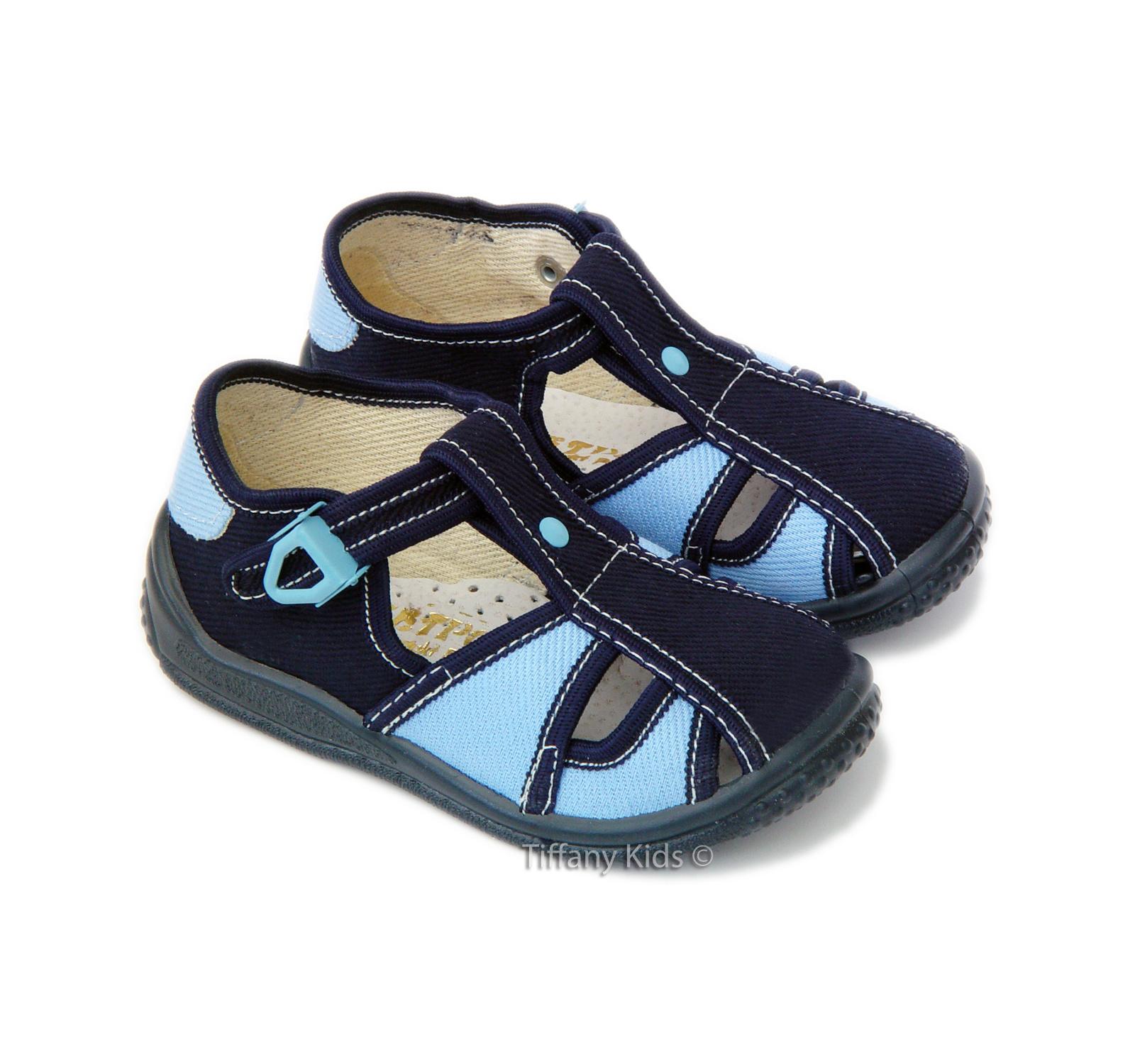 Zetpol® Sandale Kaja Zetpol Bleumarin