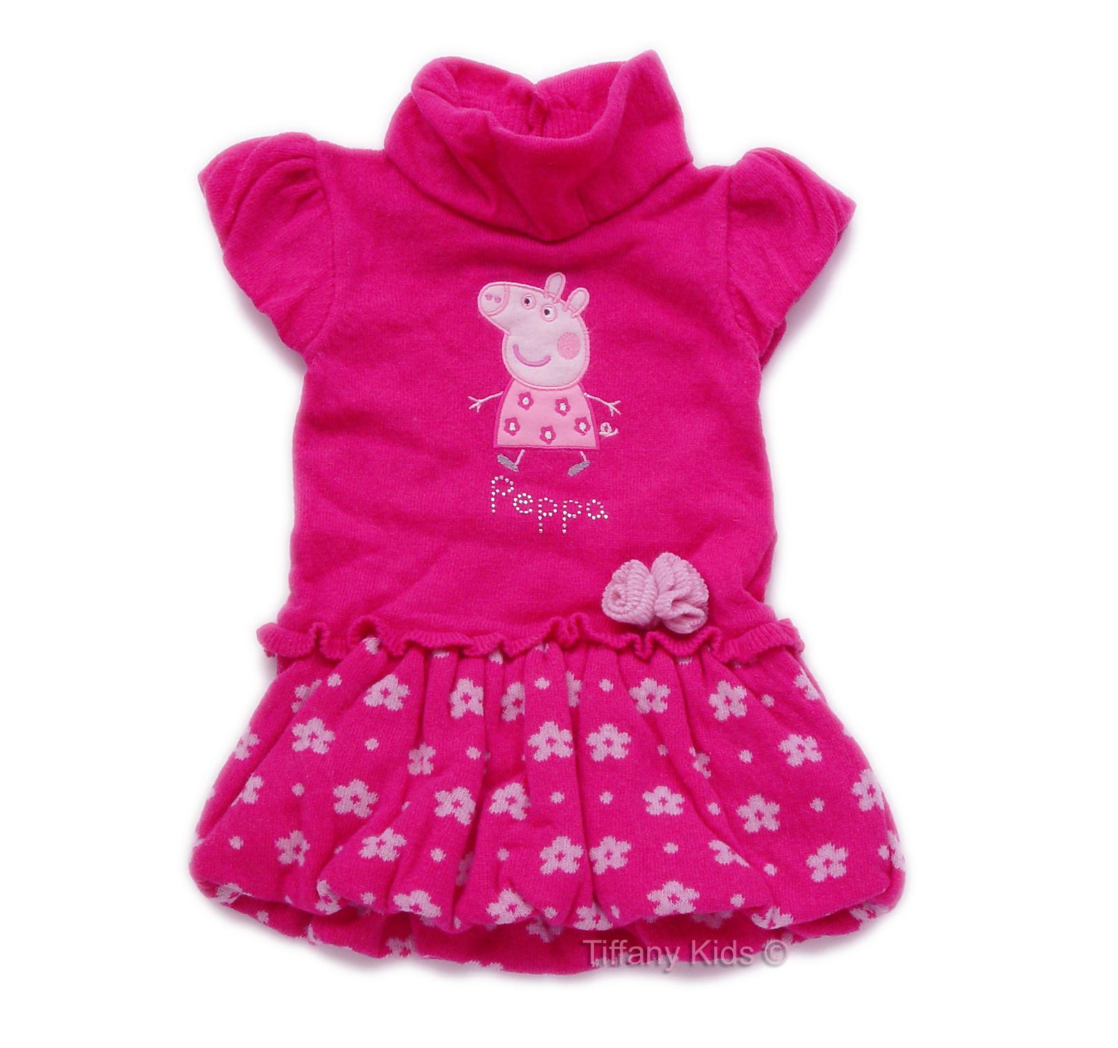 Peppa Pig® Sarafan (9-30 luni) Fuxia
