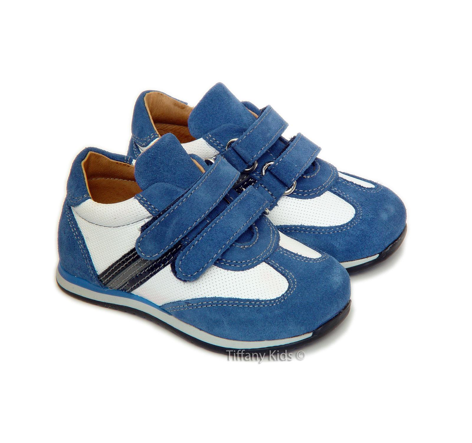 Avus® Pantofi sport piele Albastru