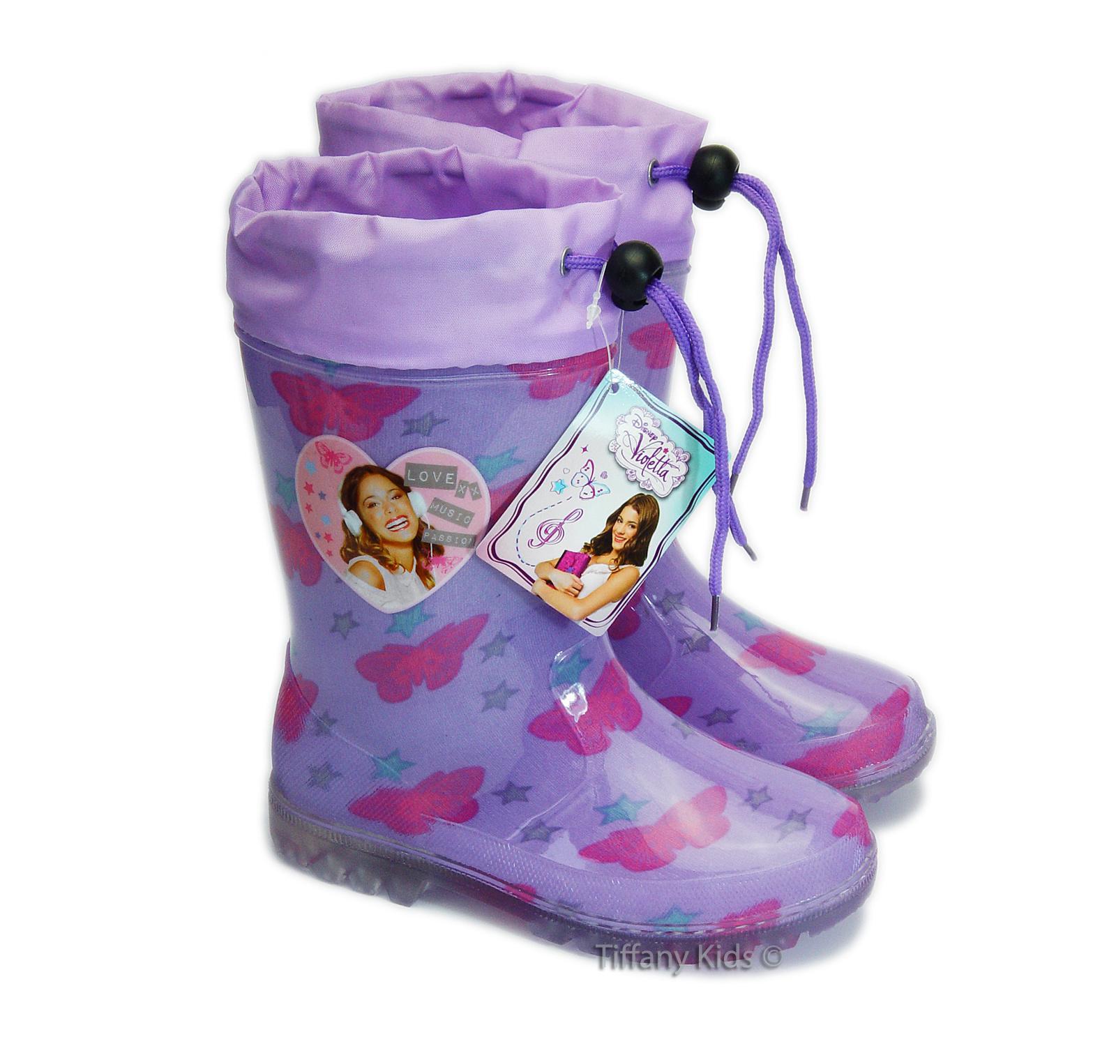 Violetta® Cizme cauciuc  Lila
