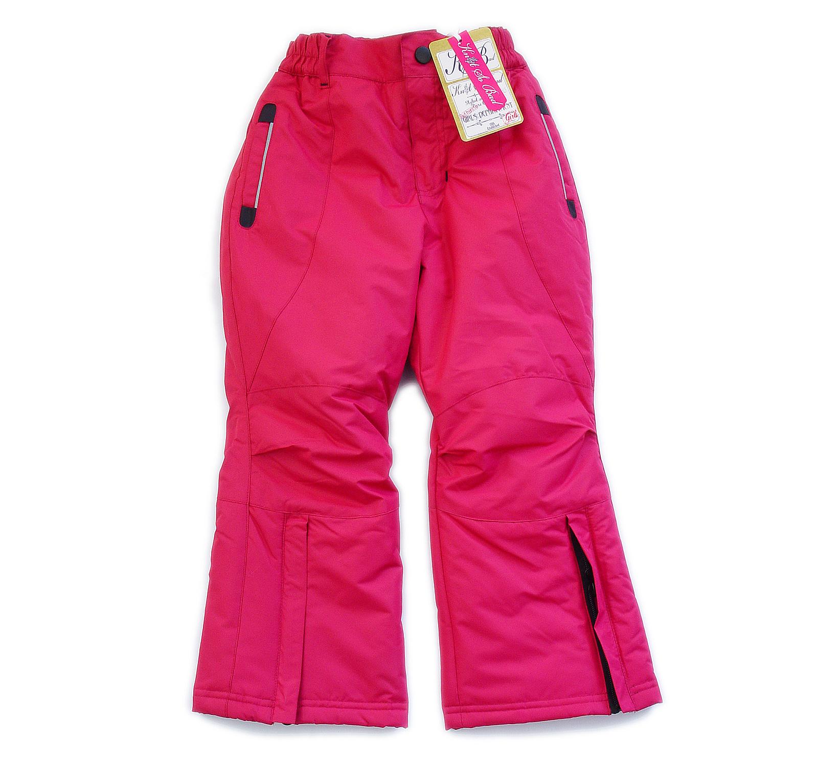 Pantaloni schi KSB Fuxia