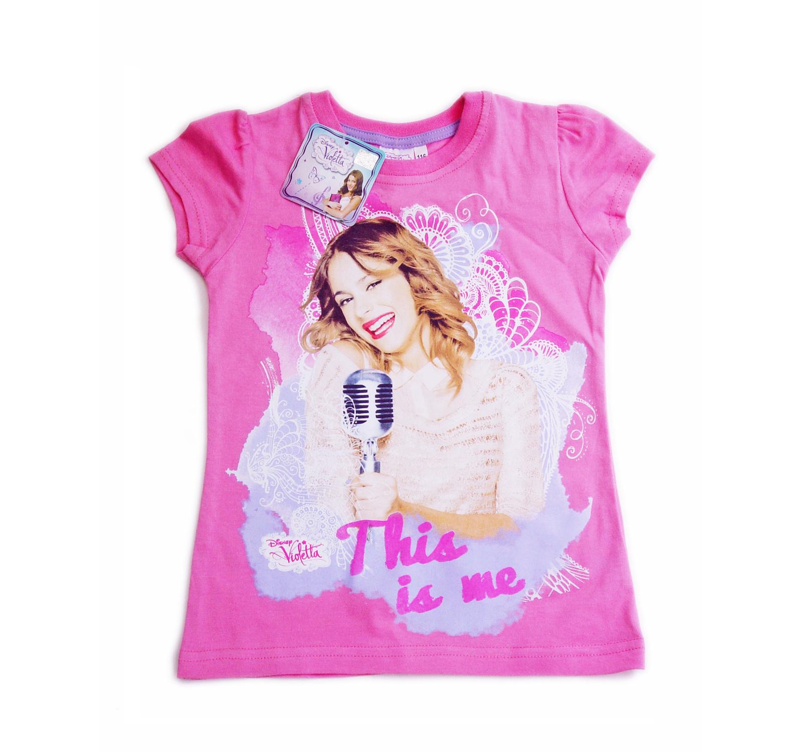 Violetta® Tricou Roz