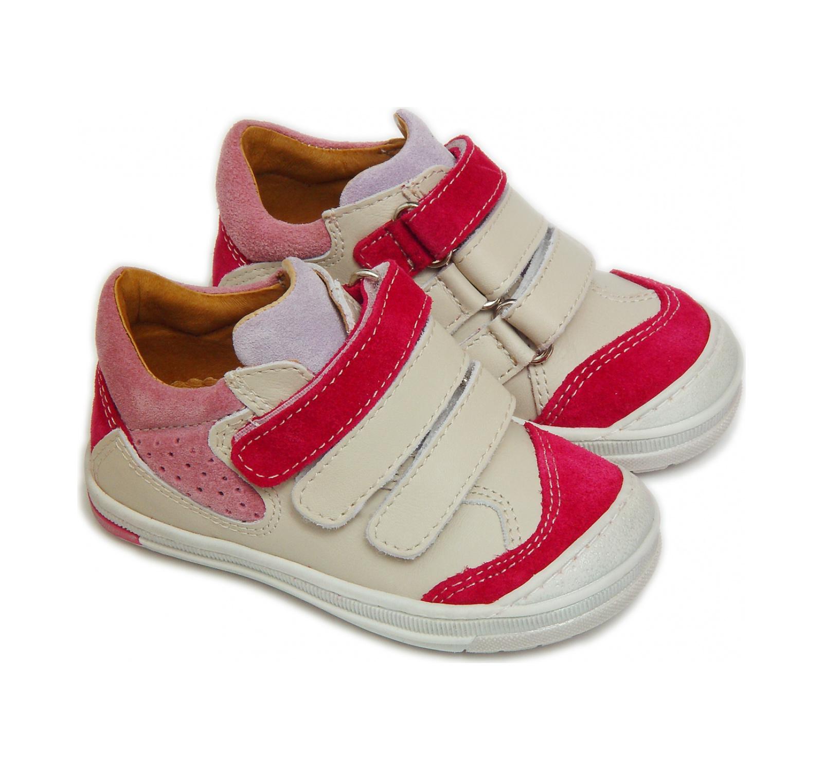 Avus® Pantofi piele Avus Bej