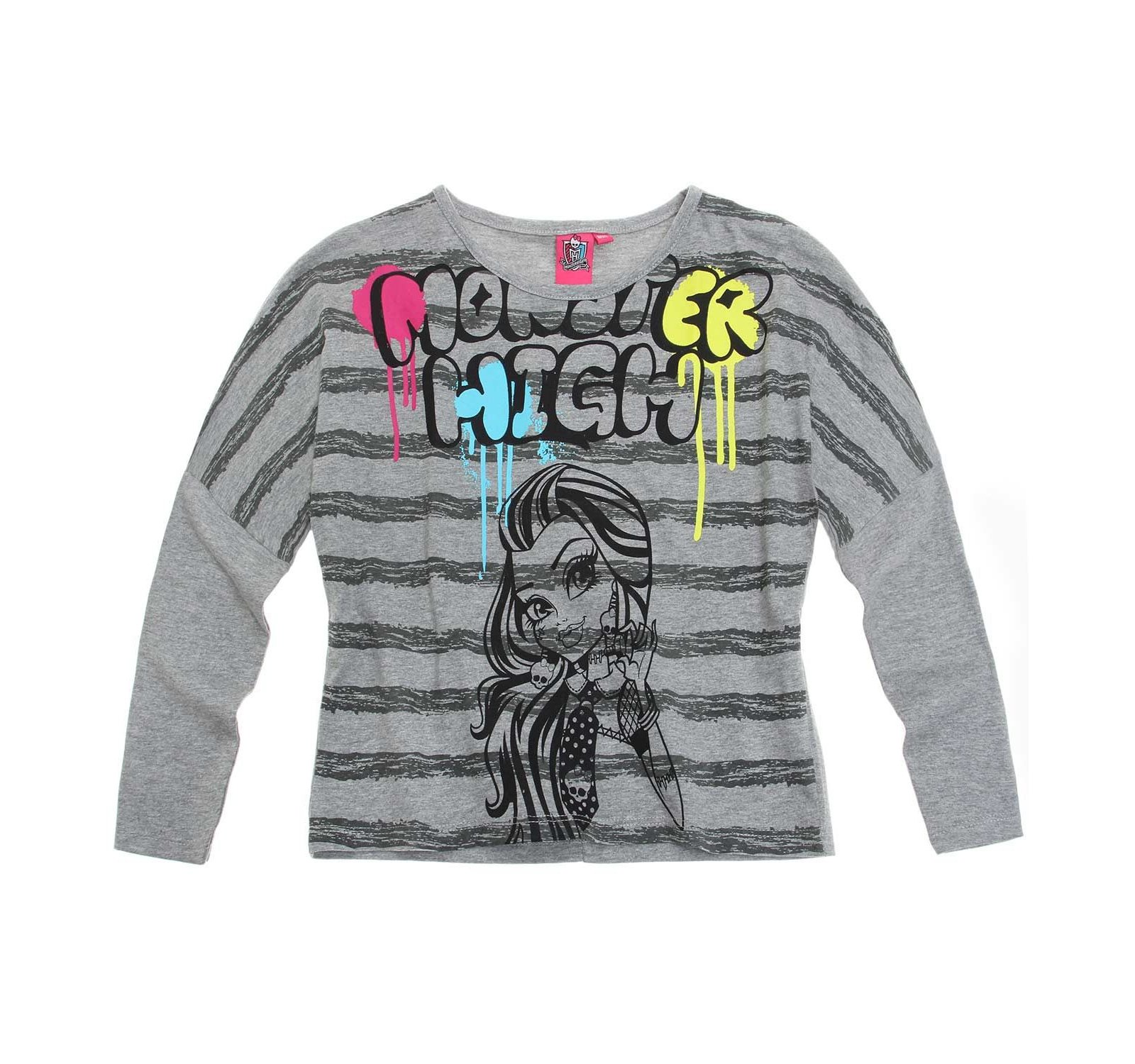 Monster High® Bluza (128-164) Gri
