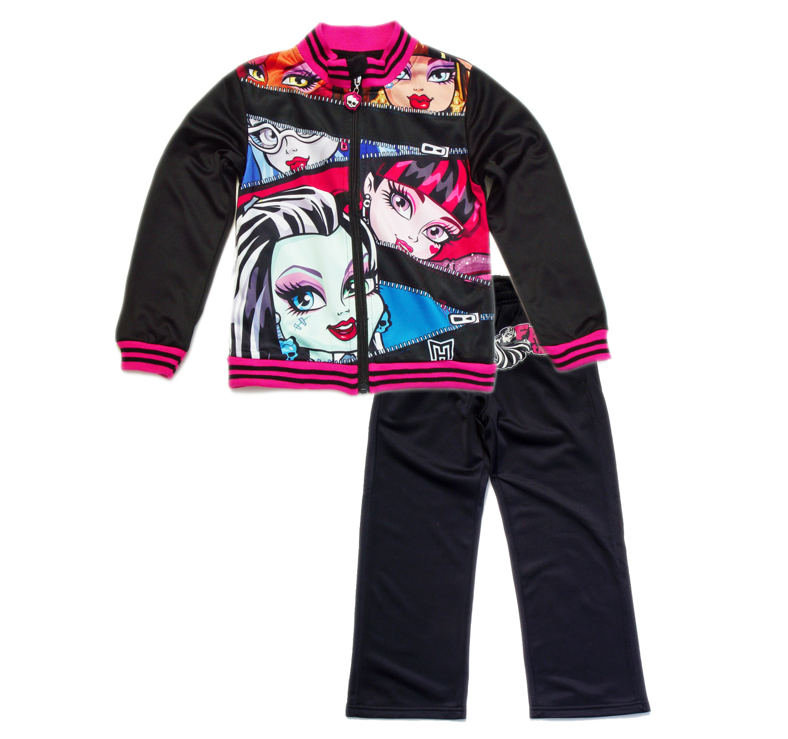 Monster High® Trening Negru