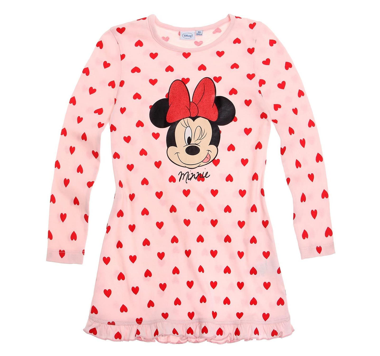 Minnie® Camasa noapte (92-128) Roz pal