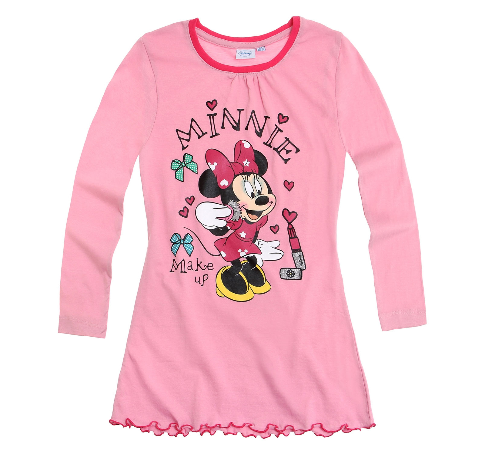 Minnie® Camasa noapte (92-128) Roz