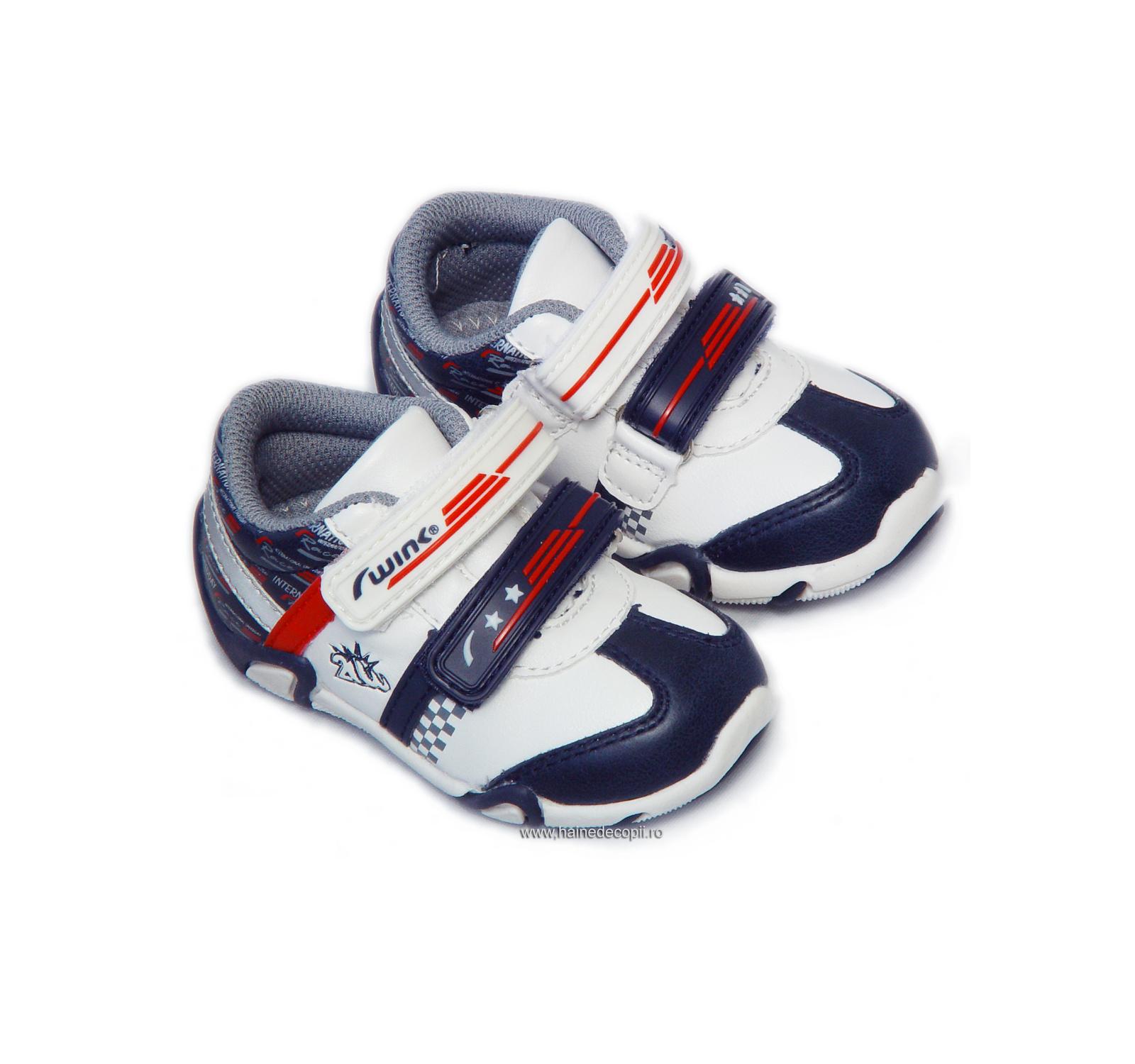 Wink® Pantofi sport Alb mix