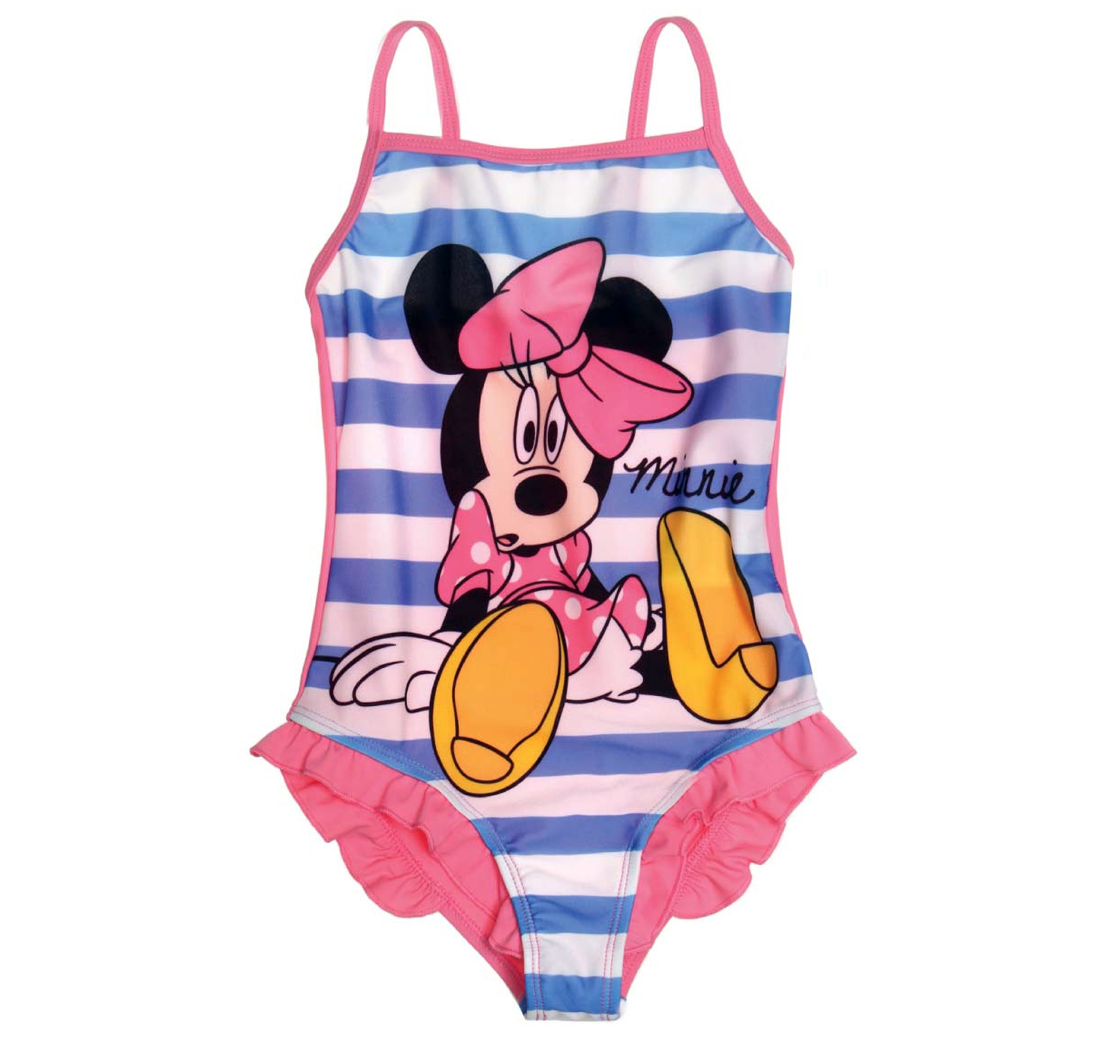 Minnie® Costum de baie intreg Roz