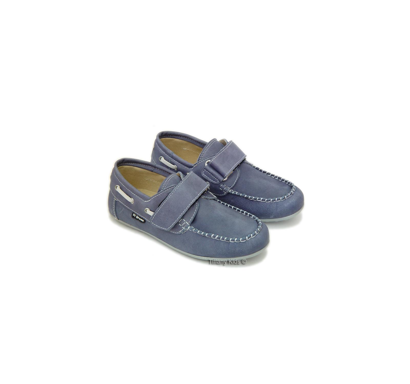 PJ® Pantofi piele Gri