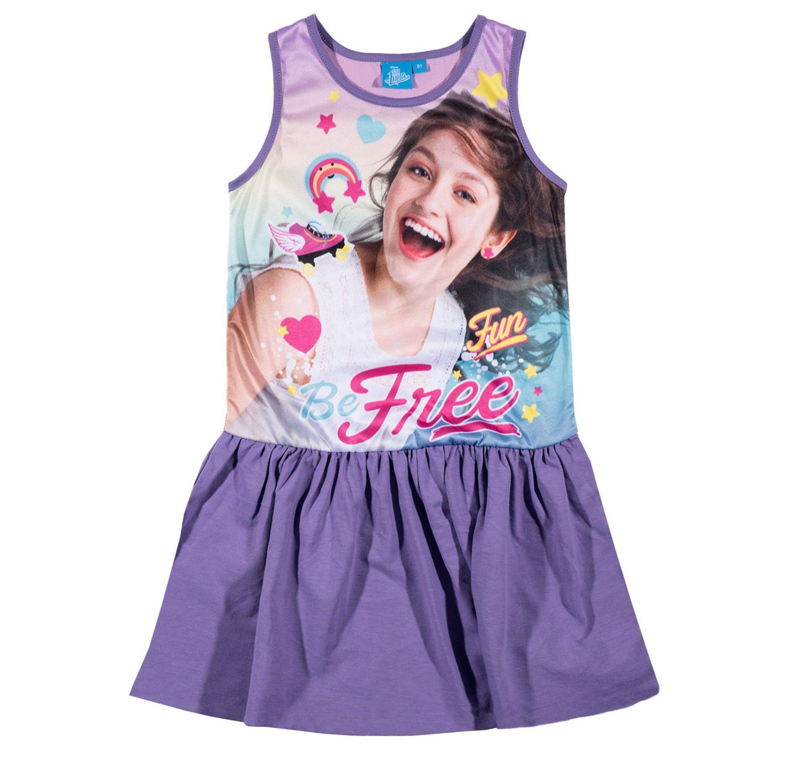 Soy Luna® Rochie vara (8-14 ani) Mov