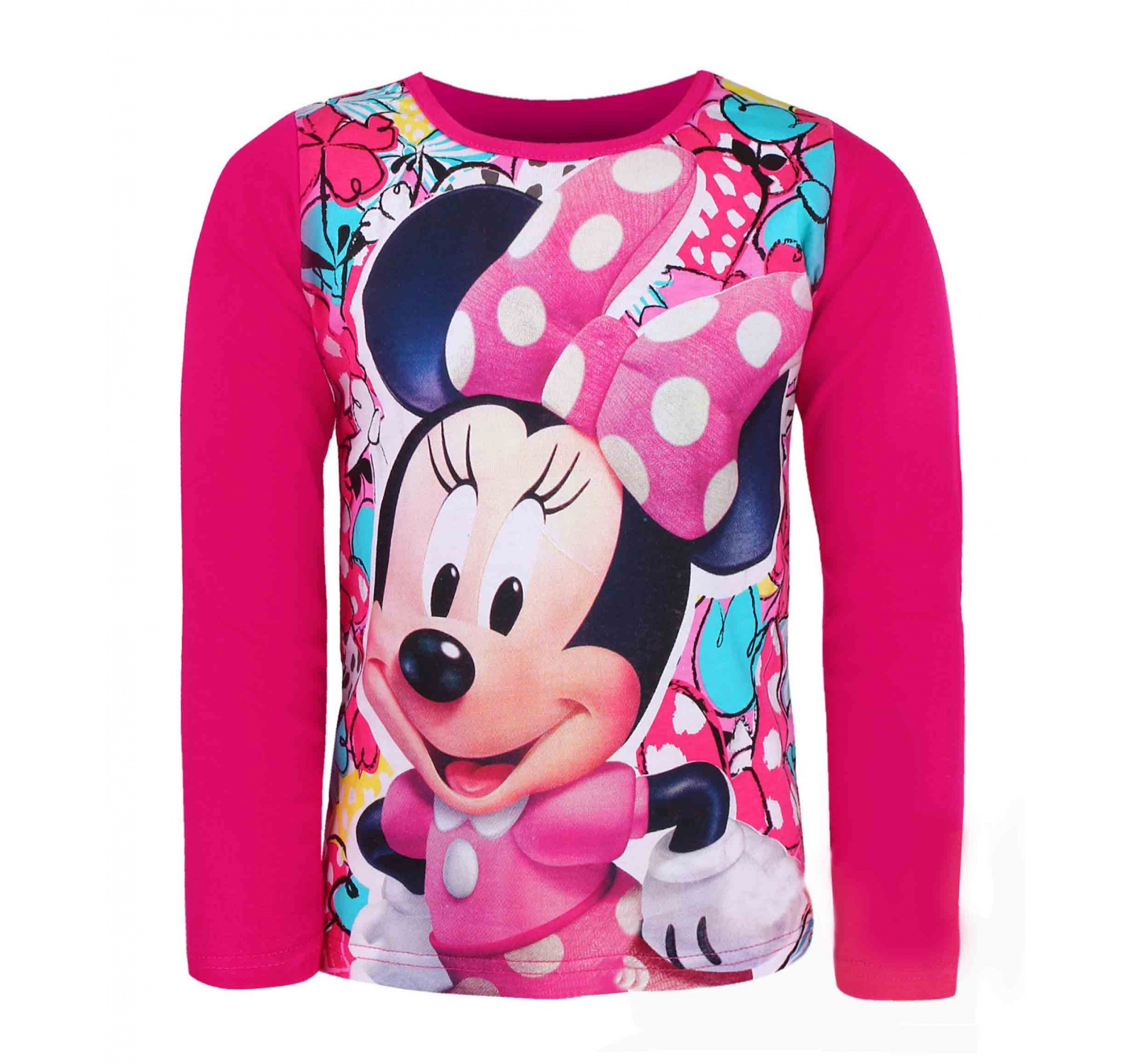 Minnie® Bluza ciclam 74692