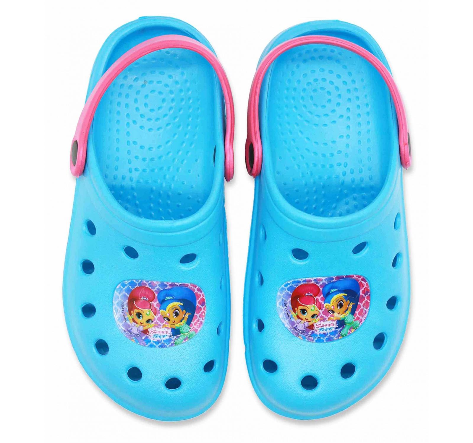 Shimmer and Shine® Saboti tip Crocs Albastri 8705091