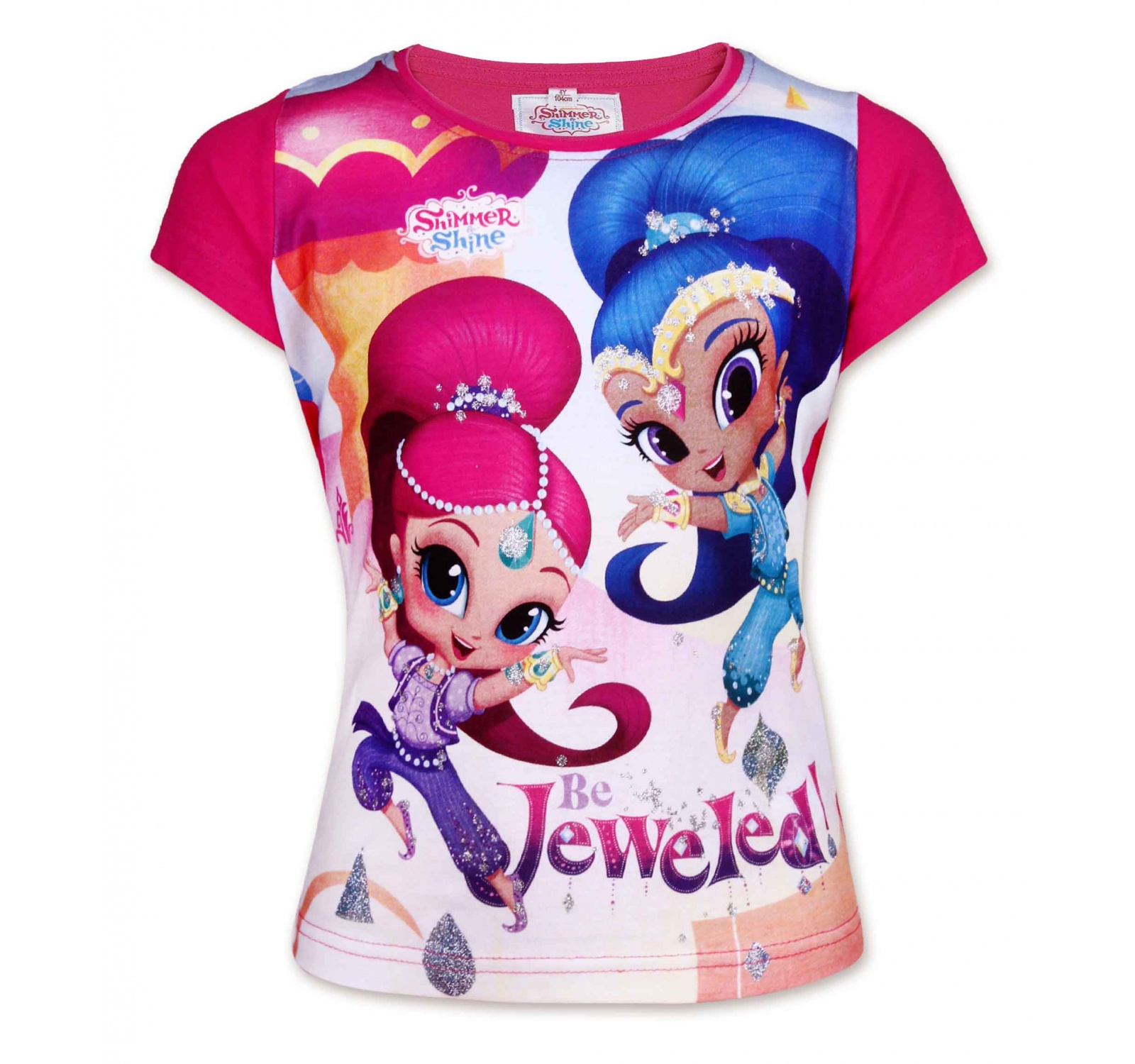 Shimmer and Shine® Tricou Fuxia 9623561