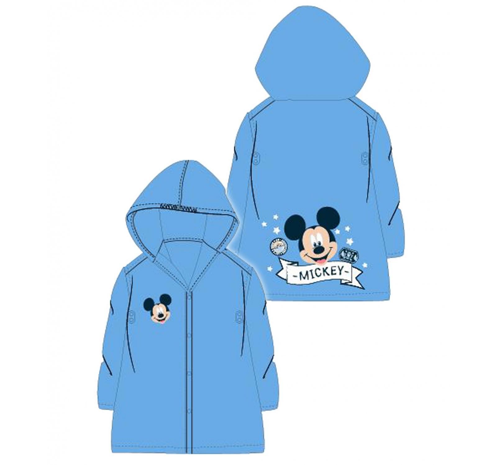 Mickey® Pelerina ploaie albastra 618942